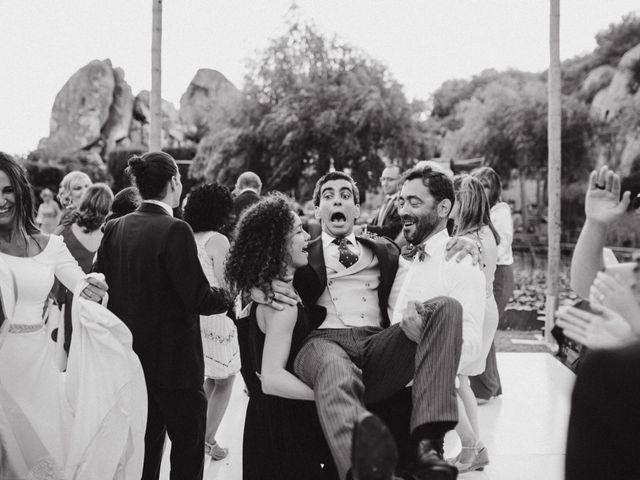 La boda de David y Naiara en Tarifa, Cádiz 144