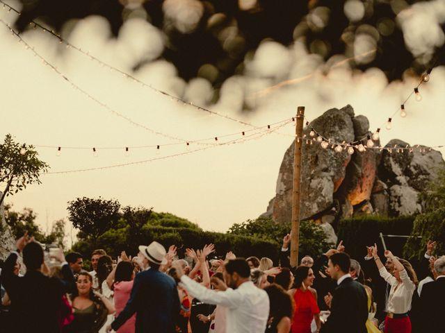 La boda de David y Naiara en Tarifa, Cádiz 145