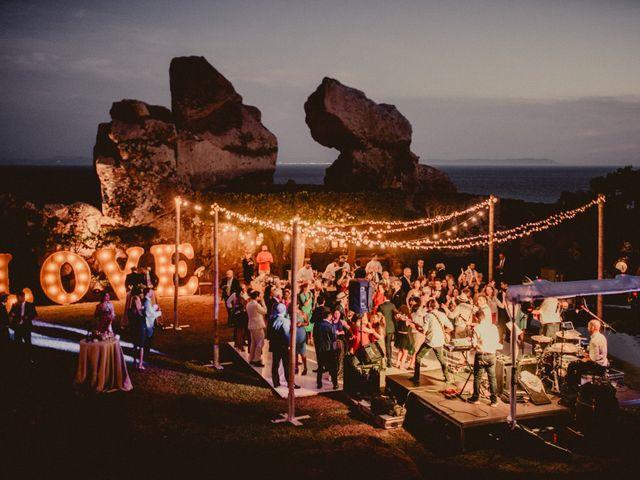 La boda de David y Naiara en Tarifa, Cádiz 153
