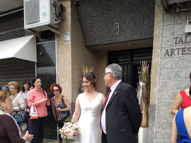 La boda de Rafa y Laura en Canals, Valencia 1
