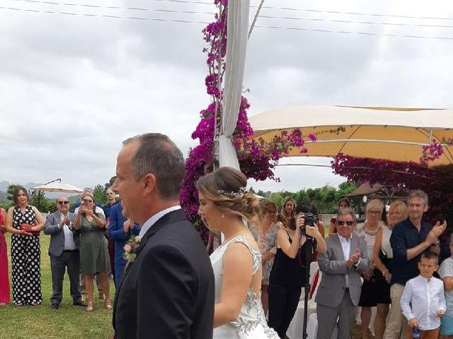 La boda de Rafa y Laura en Canals, Valencia 2