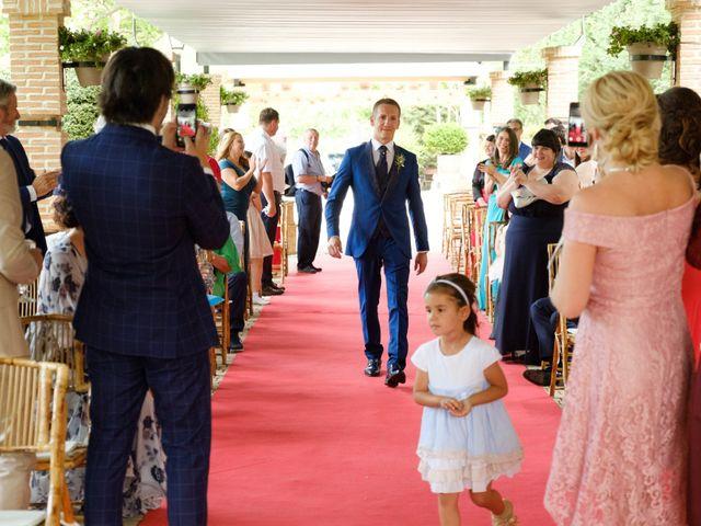 La boda de Costel y Cristina en Illescas, Toledo 31
