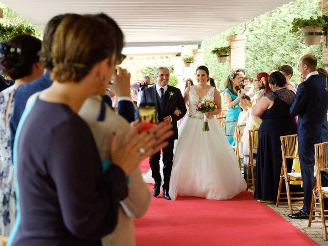 La boda de Costel y Cristina en Illescas, Toledo 32