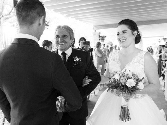 La boda de Costel y Cristina en Illescas, Toledo 33