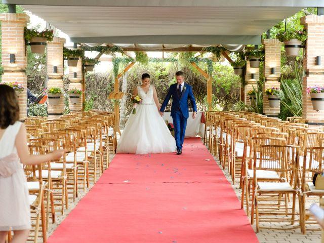 La boda de Costel y Cristina en Illescas, Toledo 36