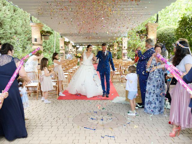 La boda de Costel y Cristina en Illescas, Toledo 37