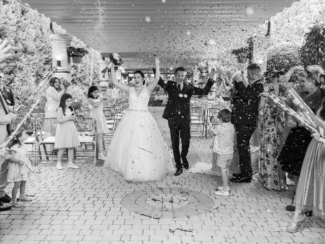 La boda de Costel y Cristina en Illescas, Toledo 39