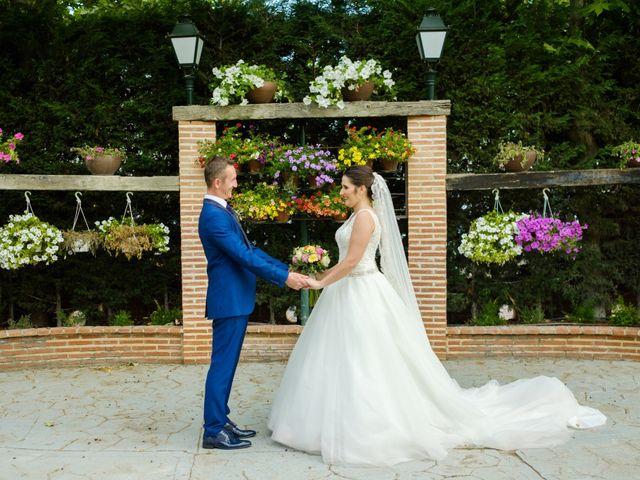 La boda de Costel y Cristina en Illescas, Toledo 40