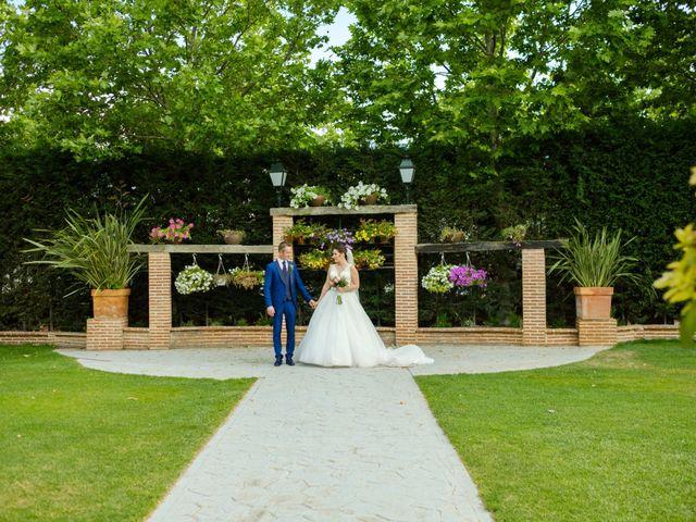 La boda de Costel y Cristina en Illescas, Toledo 41