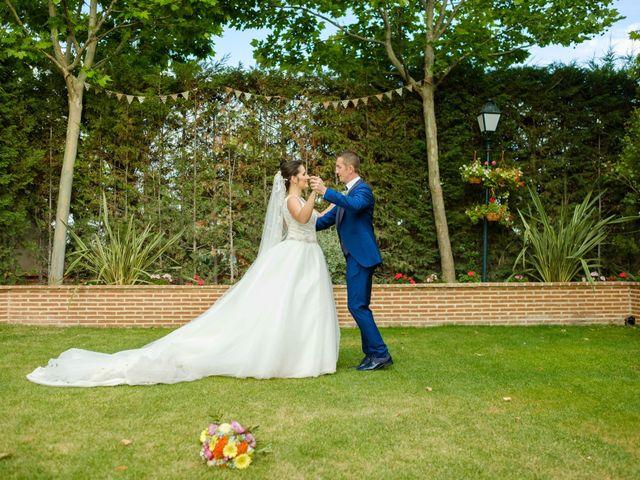 La boda de Costel y Cristina en Illescas, Toledo 43