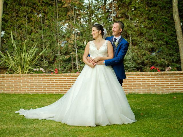 La boda de Costel y Cristina en Illescas, Toledo 45