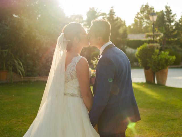 La boda de Costel y Cristina en Illescas, Toledo 49