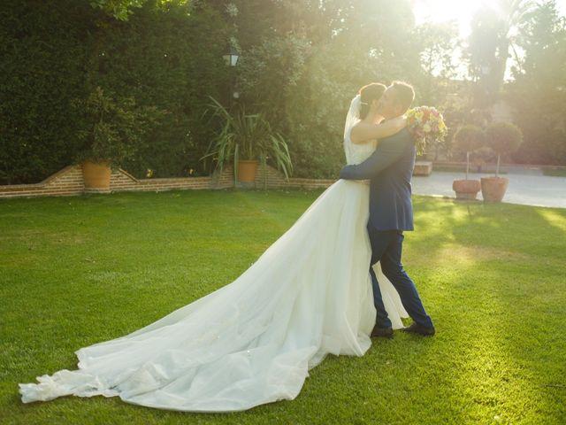 La boda de Costel y Cristina en Illescas, Toledo 52
