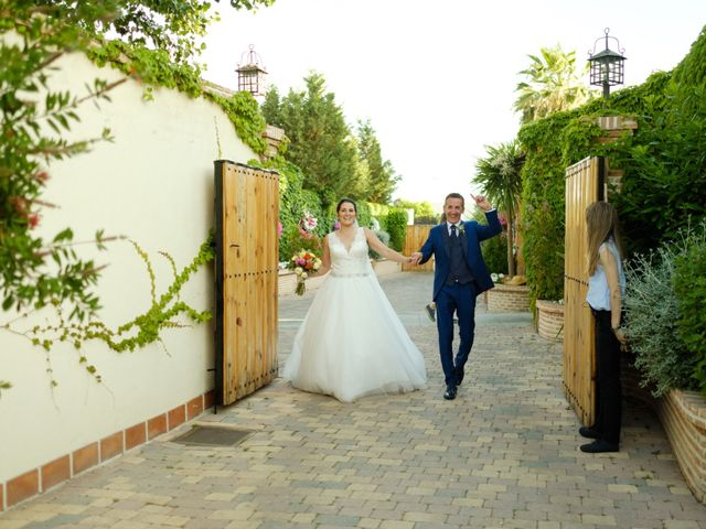 La boda de Costel y Cristina en Illescas, Toledo 55