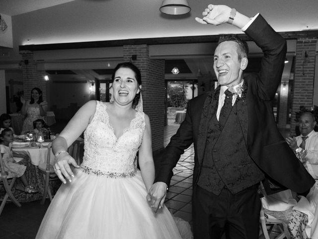 La boda de Costel y Cristina en Illescas, Toledo 63