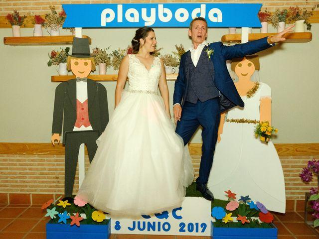La boda de Costel y Cristina en Illescas, Toledo 69