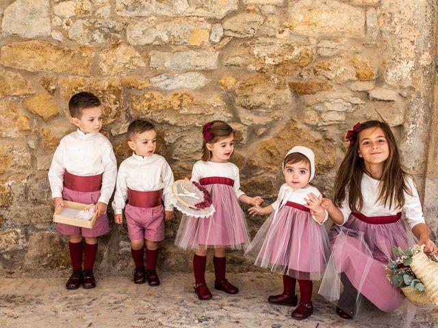 La boda de Javi y Laura en Segorbe, Castellón 8