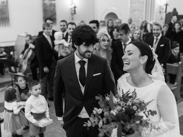 La boda de Javi y Laura en Segorbe, Castellón 9