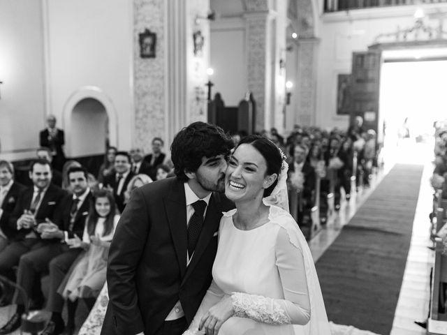 La boda de Javi y Laura en Segorbe, Castellón 10