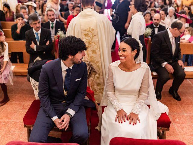 La boda de Javi y Laura en Segorbe, Castellón 11