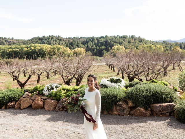 La boda de Javi y Laura en Segorbe, Castellón 15