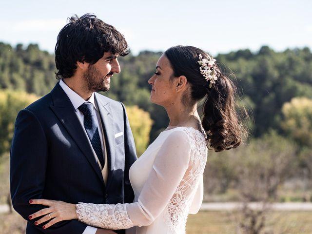 La boda de Javi y Laura en Segorbe, Castellón 16
