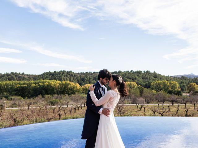 La boda de Javi y Laura en Segorbe, Castellón 17