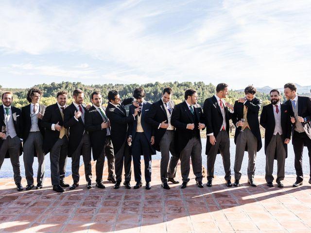 La boda de Javi y Laura en Segorbe, Castellón 19