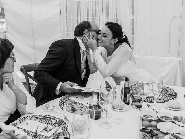 La boda de Javi y Laura en Segorbe, Castellón 23
