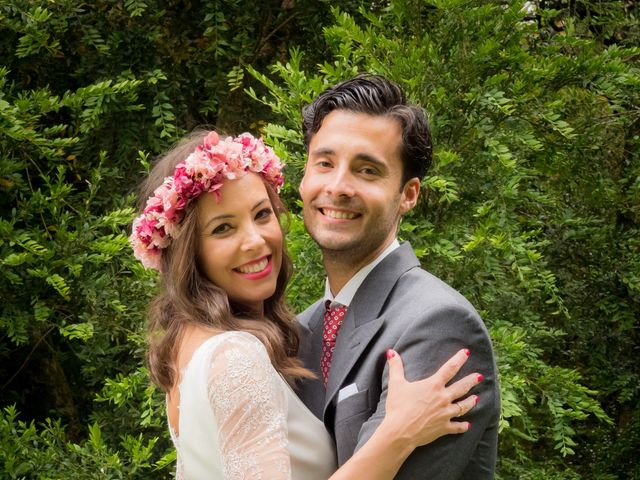 La boda de Guillermo y Tamara en Redondela, Pontevedra 11