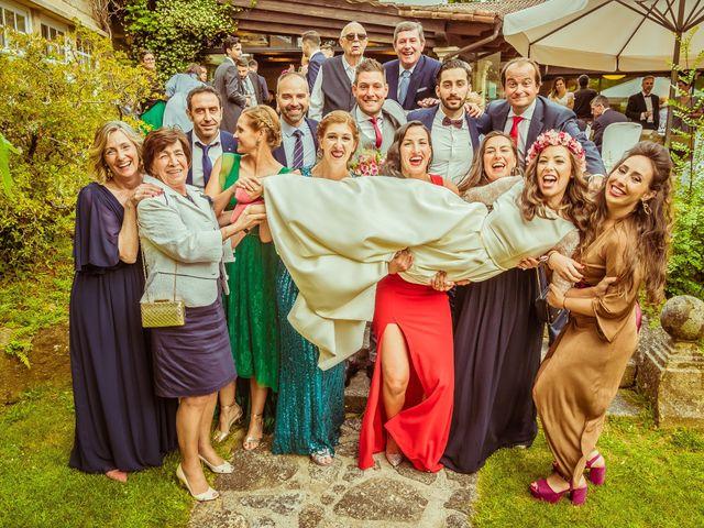 La boda de Guillermo y Tamara en Redondela, Pontevedra 15