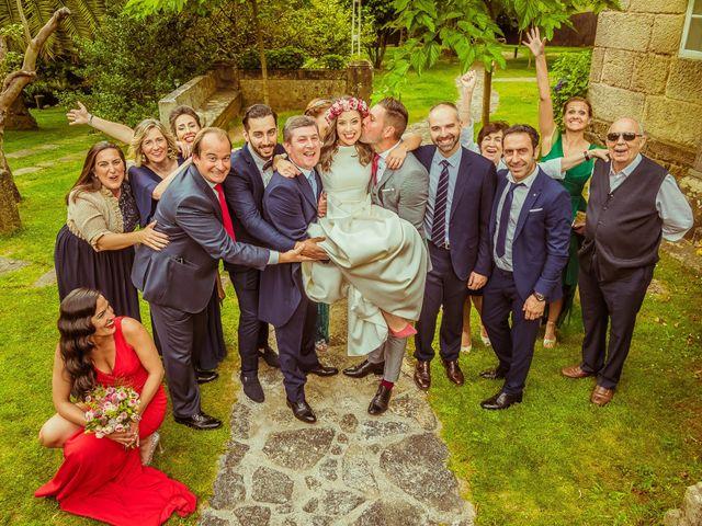 La boda de Guillermo y Tamara en Redondela, Pontevedra 16