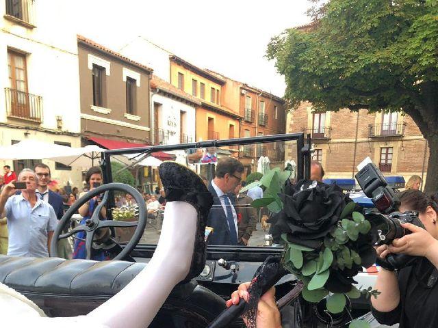La boda de Gonzalo  y María  en León, León 4