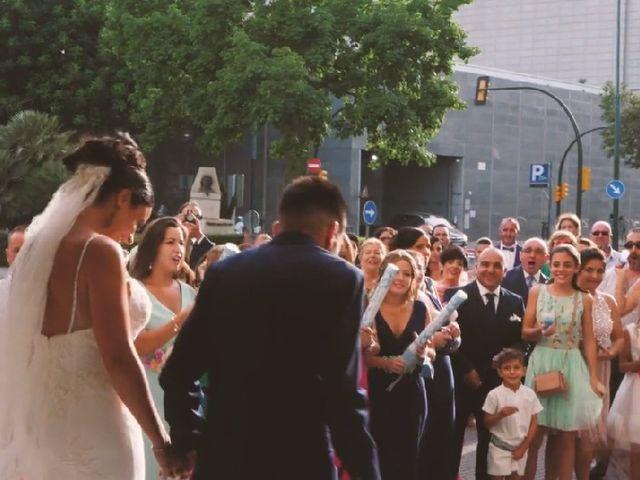 La boda de Javier y Jesica en Málaga, Málaga 1