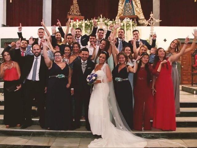 La boda de Javier y Jesica en Málaga, Málaga 2