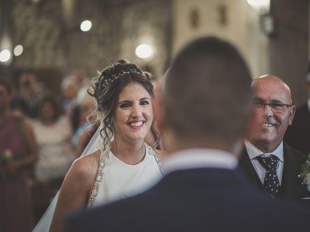 La boda de Iván y Alba en Ávila, Ávila 28