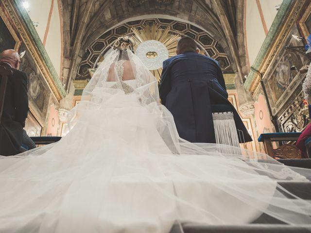 La boda de Iván y Alba en Ávila, Ávila 30
