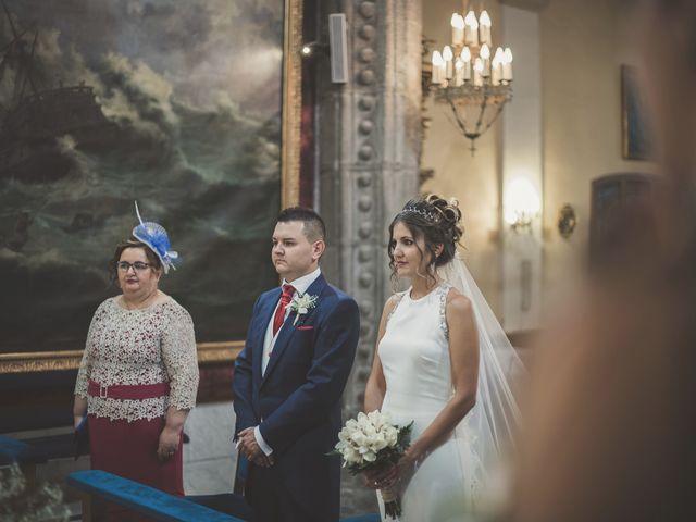 La boda de Iván y Alba en Ávila, Ávila 31