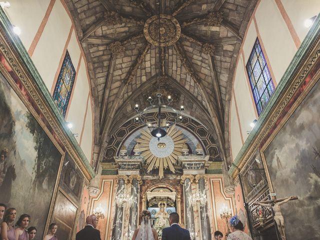 La boda de Iván y Alba en Ávila, Ávila 33