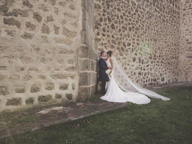 La boda de Iván y Alba en Ávila, Ávila 35