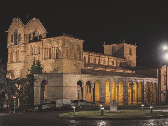 La boda de Iván y Alba en Ávila, Ávila 52