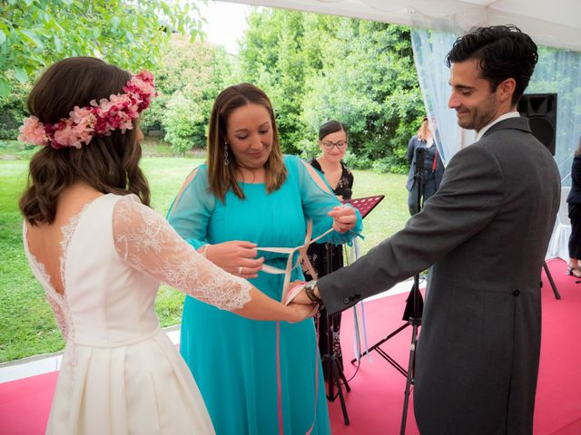 La boda de Guillermo y Tamara en Redondela, Pontevedra 8