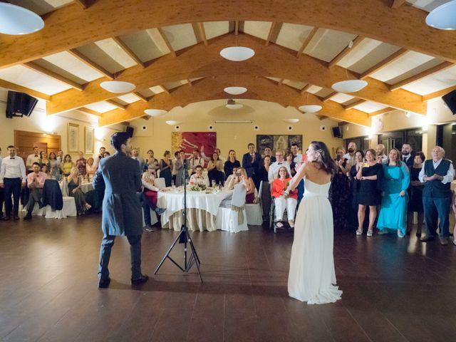 La boda de Guillermo y Tamara en Redondela, Pontevedra 19