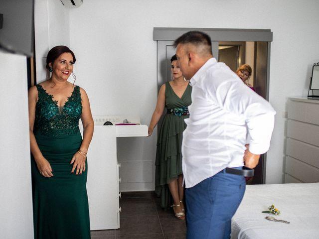 La boda de Victor y Lina en San Bartolomé, Las Palmas 2