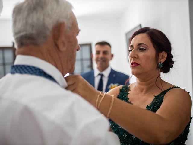 La boda de Victor y Lina en San Bartolomé, Las Palmas 11