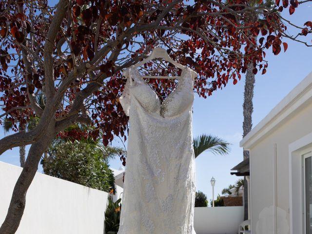 La boda de Victor y Lina en San Bartolomé, Las Palmas 15