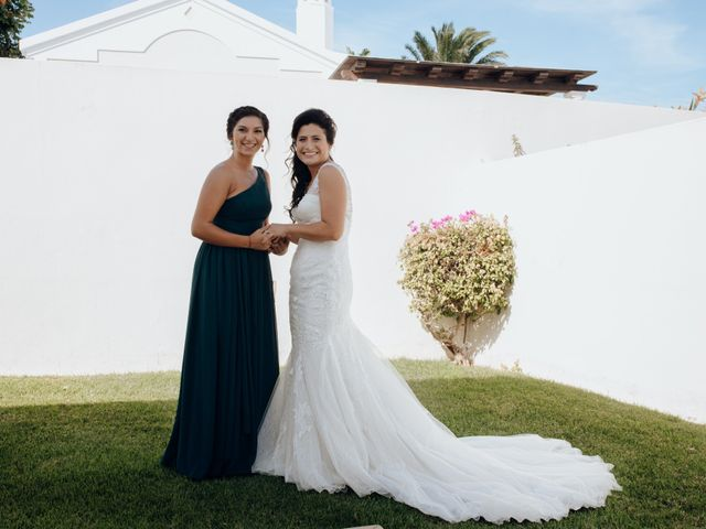 La boda de Victor y Lina en San Bartolomé, Las Palmas 29