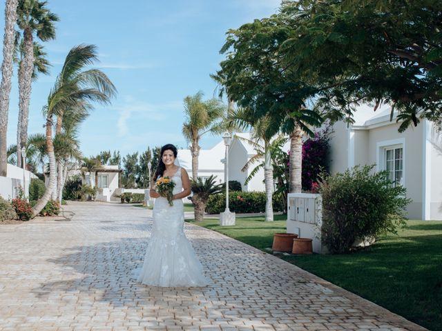 La boda de Victor y Lina en San Bartolomé, Las Palmas 31