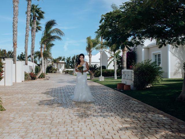 La boda de Victor y Lina en San Bartolomé, Las Palmas 32