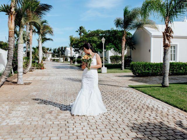 La boda de Victor y Lina en San Bartolomé, Las Palmas 33